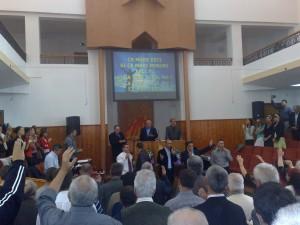 Imagini de la Evanghelizarea din Petroşani