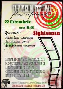 Top Media Festival Sighişoara.