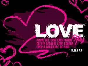 Dragostea nu va pieri niciodata..