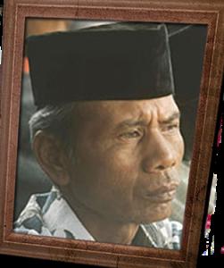 Rugăciune pentru grupul etnic Sunda din Indonezia