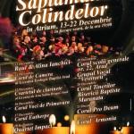"""Concertul """"Săptmâna Colindelor"""" la Arad"""