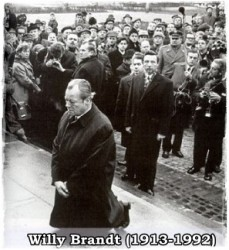 Fără cuvinte – Willy Brandt