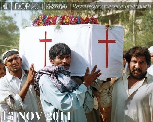 Ziua Internaționalӑ de Rugӑciune pentru Biserica Persecutatӑ