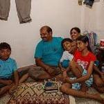 Familie persecutată care îşi găseşte odihna în trupul lui Cristos