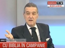Gigi Becali şi insulta creştinilor