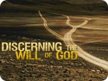 Reticenţă în a căuta voia lui Dumnezeu