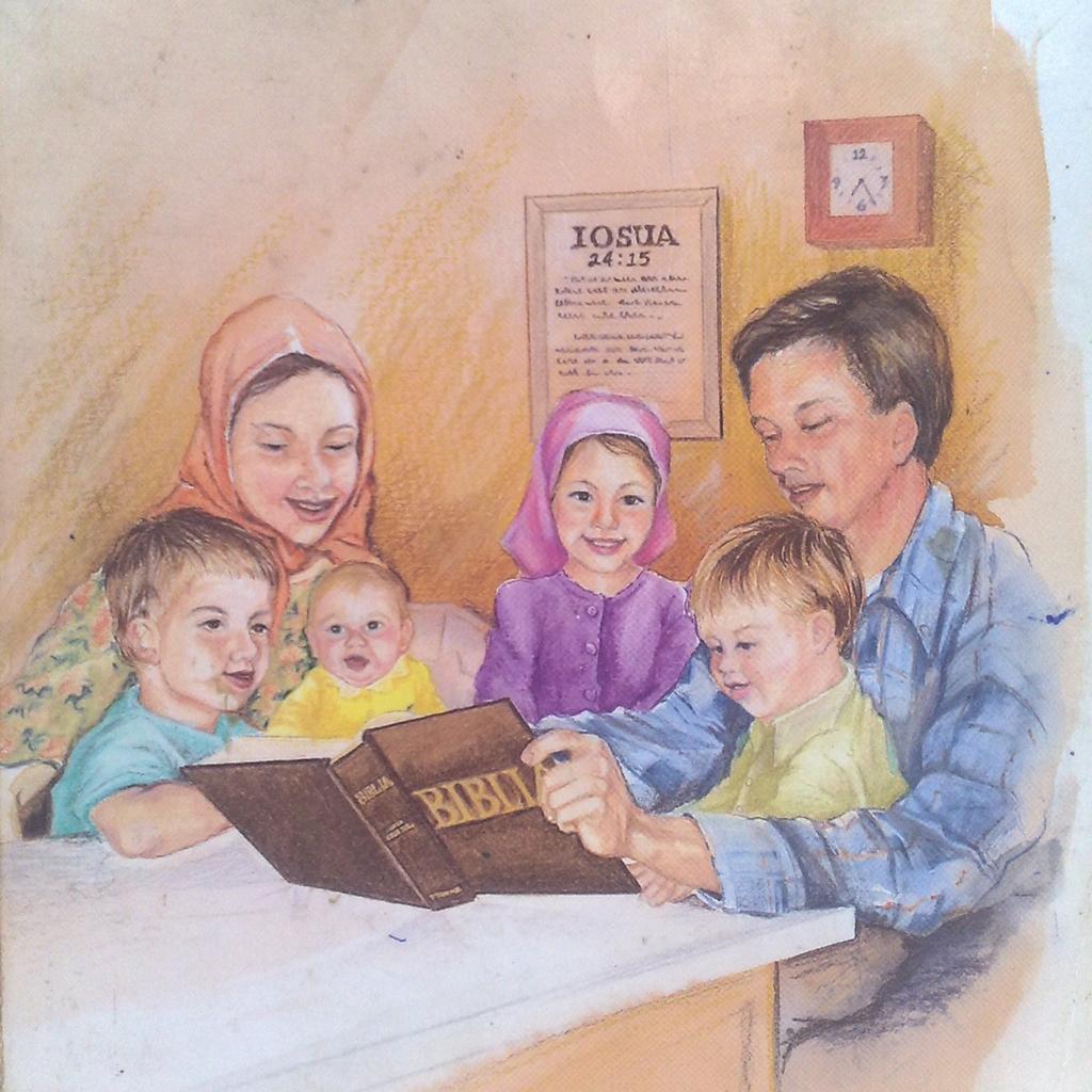 Decalogul Familiei – soţul şi soţia