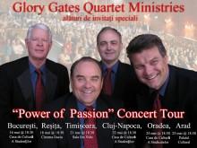 Glory Gates Quartet vine din nou în România
