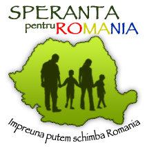 Sprijină asociaţia Speranţă pentru România