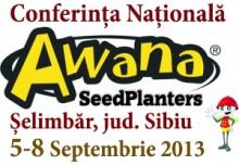 Confetinţa Naţională AWANA – de instruire a liderilor în lucrarea cu copiii şi tinerii