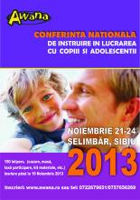 Conferinta Nationala Awana (Seed Planters) 2013