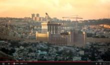 Temple Institute anunţă construcţia celui de al Treilea Templu