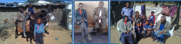 Veşti de la familia Dubei din sudul Africii