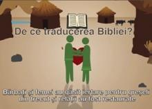 Importanţa misiunii de traducere a Bibliei