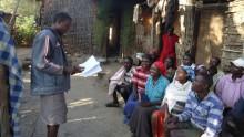 Salutul nostru de pace din Etiopia – Luminița Prisecaru
