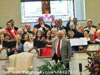 O nouă trezire în Carolina de Nord. Dumnezeu a umplut un oraș de prezența Lui
