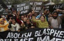 Creștinii fac o campanie pentru a o salva pe Asia Bibi de la pedeapsa cu moartea