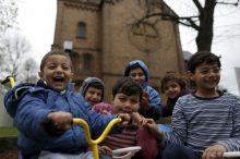 Mai mult de 3.500 de refugiați musulmani din Germania s-au botezat în credința creștină