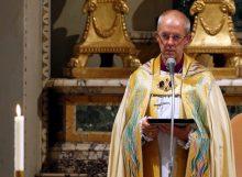 Justin Welby: Creștinii sunt amenințati ca niciodată până acum în Orientul Mijlociu
