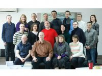 Opt şcoli începute în Ukraina pentru misionarii din zonele de fronieră